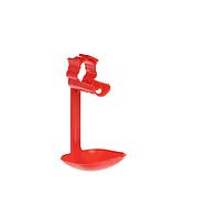 Каплеуловитель для  круглой трубы для ниппельных поилок