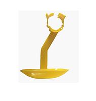 Каплеуловитель на трубу для ниппельных  поилок для уток