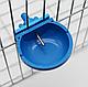 Поїлка чашкова для кроликів пластикова. Ниппельная поїлка для кролика, фото 7