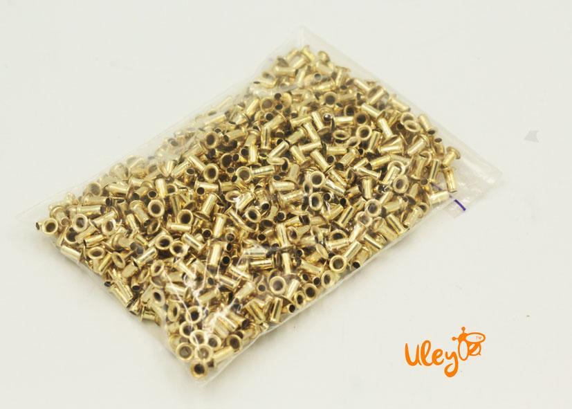 Втулки 3х6.6 мм, для бджолиних рамок, 100 г/800 шт