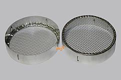 Колпачок круглый металический на 120 мм