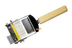 Вилка раскладушка для распечатки сот Модель 2 (аналог Культиватора Кузина/Белка)