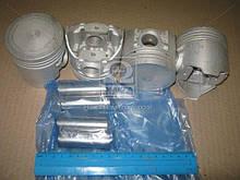 Поршень цилиндра ВАЗ 2101 76,4 (1-й рем. размер) (поршни + пальцы) М/К   АвтоВАЗ