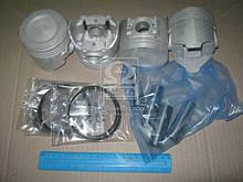 Поршень цилиндра ВАЗ 21011 79,8 (2-й рем. размер) (поршень+палец+поршн.кольца) М/К   АвтоВАЗ