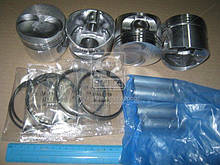 Поршень цилиндра ВАЗ 21083 82,0 (Е) (поршень+палец+поршн.кольца) М/К   АвтоВАЗ