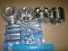 Поршень цилиндра ВАЗ 21213, 21214, 2123 (82,4)(1-й рем. размер) (поршня+пальцы) М/К (про-во АвтоВАЗ