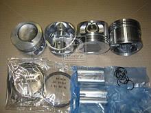 Поршень цилиндра ВАЗ 21213, 21214, 2123 (82,8 ) (поршня+пальцы+кольца) М/К   АвтоВАЗ