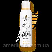 Пена для душа Shower Foam от Bilou из Германии, Creamy Mandarin 200 мл, мандарин
