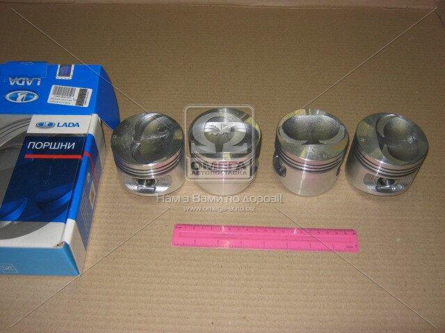 Поршень цилиндра ВАЗ 21083, d=82,8 - E | АвтоВАЗ