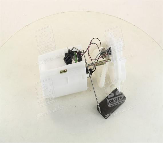 Электробензонасос (погружной в сборе с ДУТ, встроенный регулятор давления топлива)   Пекар
