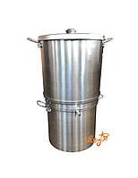 Воскотопка паровая 21 литр, алюминиевая