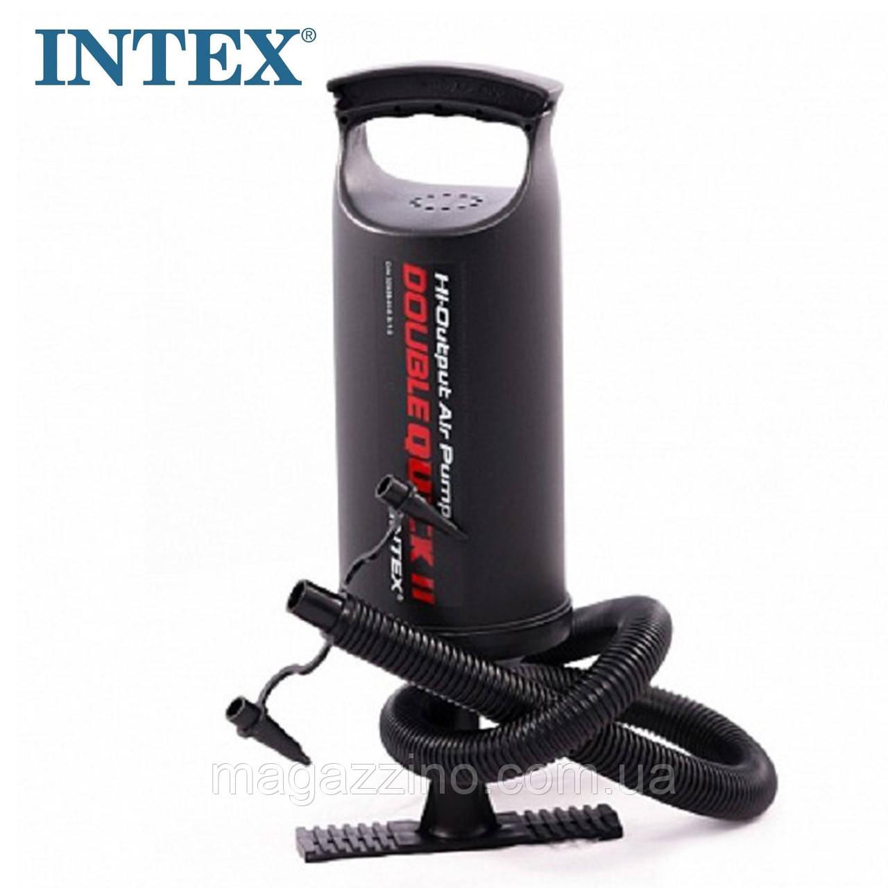 Ручной насос для надувания Intex, 1,7л.