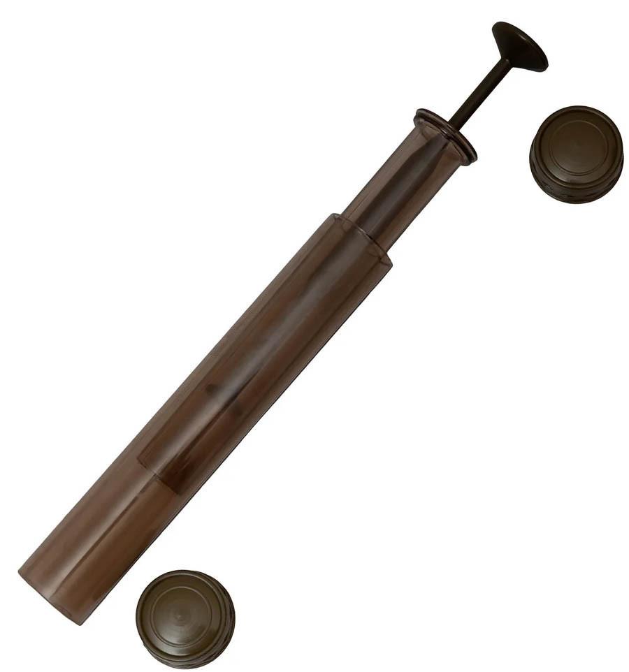 ПВА-система с плунжером в тубусе
