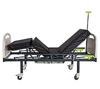 Медицинская кровать функциональная 4-секционная с 2-мя электроприводами Завет