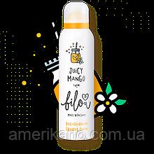 Пена для душа Shower Foam от Bilou из Германии,  Juicy Mango  200 мл, манго