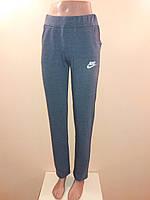 Штаны спортивные женские Nike 48 р Серый Ю 62, КОД: 1836298