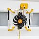 Инкубатор автоматический Теплуша Люкс 72 ТАВ Тэновый с Влагомером, фото 8