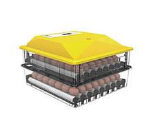 Инкубатор автоматический WQ 128 с роликовым переворотным механизмом