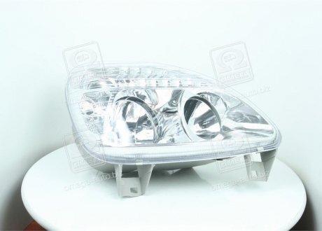 Фара ГАЗ 3302 (капля) нового образца правая (пластик) | Дорожная карта