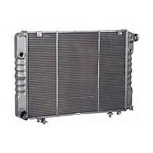 Радиатор охлаждения ГАЗ 3302 (3-х рядный) (под рамку) | пр-во Оренбург