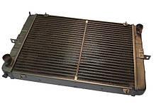 Радиатор охлаждения ГАЗ 3302 (3-х рядный) (с ушами) 51 мм | Дорожная карта
