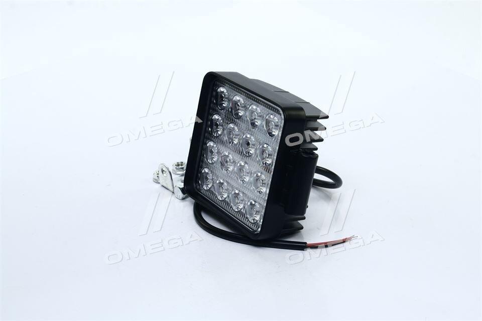 Фара LED дополнительная противотум. 48W | Дорожная карта