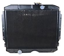 Радиатор охлаждения ГАЗ 3307 (3-х рядный) медный | Дорожная карта