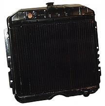 Радіатор охолодження ГАЗ 51 (3-х рядний) | пр-во ШААЗ