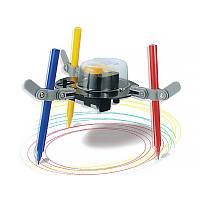 Детский научный игровой набор Lesko DIY 1010 Робот художник КОД: 6316-20723