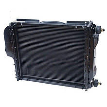 Радиатор охлаждения МТЗ (Д-240) (4-х рядный) медный | TEMPEST