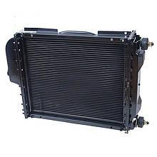 Радіатор охолодження МТЗ (Д-240) (4-х рядний) мідний | TEMPEST