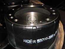 Барабан гальмівна КамАЗ Євро | RIDER