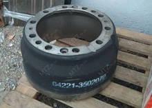 Барабан гальмівна МАЗ (дискові колеса) 10 шпильок | RIDER