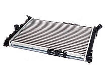 Радіатор водяного охолодження DAEWOO LANOS (без кондиціонера) | Nissens