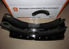 Колодка тормозная КамАЗ ЕВРО без накл. | Дорожная карта
