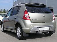 Спойлер для Dacia Sandero