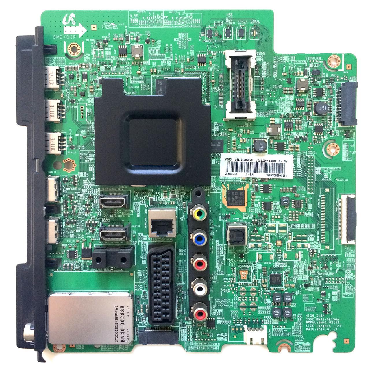 Материнська плата майн BN41-02156A BN94-08121p для телевізора Samsung UE32H5500