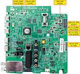 Материнська плата майн BN41-02156A BN94-08121p для телевізора Samsung UE32H5500, фото 2