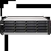 Система збереження даних QNAP ES1686dc (ES1686dc)
