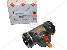 Циліндр гальмівний робочий задній ГАЗ 3309 з АБС | Дорожня карта