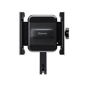 Вело-мото тримач телефону на кермо Baseus Knight holder Чорний КОД: 5661-22007