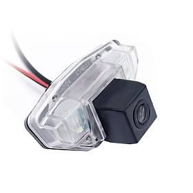 Автомобильная штатная камера заднего вида Lesko для марок Honda Fit, CRV, Odyssey, Geshitu  КОД: 6485-22384
