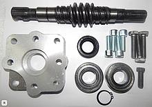 Комплект (приспособление с червячным валом) для установки дозатора на ГУР МТЗ   VTR