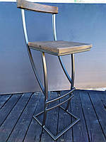 Барный стул GoodsMetall в стиле ЛОФТ 750х350х350 Люксембург КОД: БС19