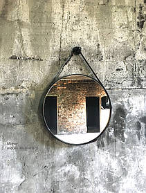 Дзеркало Mon Bon Hublot D670 Чорний Коричневий ремінь КОД: ZHH1BBR