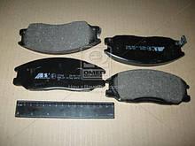 Колодка тормозная диска HYUNDAI SANTA FE передняя | ABS