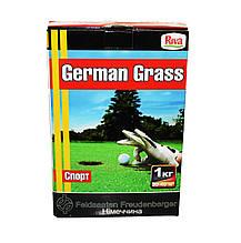 Трава семена газонной травы German Grass спортивная, Германия, 0,5 кг