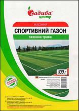 Трава семена газонной травы Спортивной 100 г, EUROGRASS