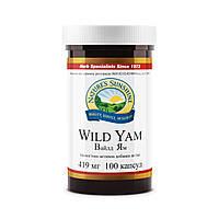 Натуральний препарат при клімаксі Дикий ямс (Wild Yam) NSP Фитогармоны 100 капсул США Original