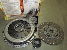 Сцепление ГАЗ 402, 405, 406, 409 универсальное (диск нажимной, ведомый, подшипник) (комплект) | (ТРИАЛ)
